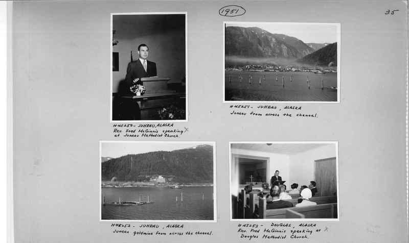Mission Photograph Album - Alaska #2 page 0035