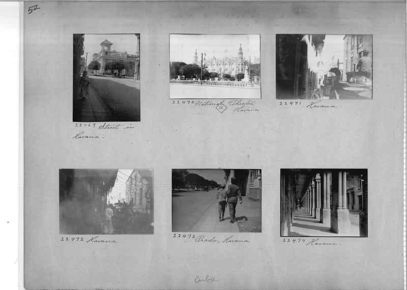 Mission Photograph Album - Panama #02 page 0052