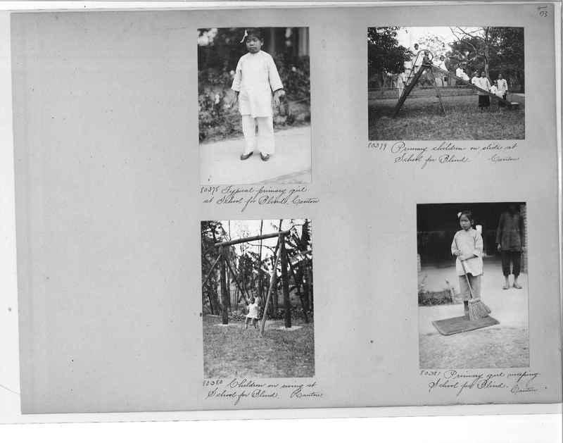 Mission Photograph Album - China #10 pg. 0073