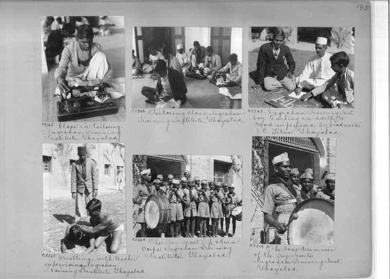 Mission Photograph Album - India #13 Page 0145