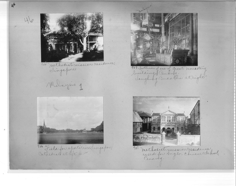 Mission Photograph Album - Malaysia #1 page 0046