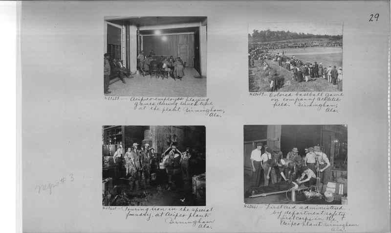 Mission Photograph Album - Negro #3 page 0029