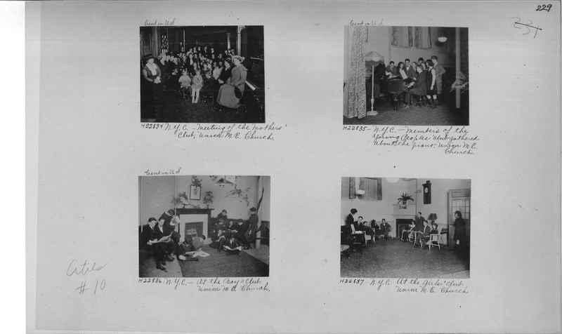 Mission Photograph Album - Cities #10 page 0229