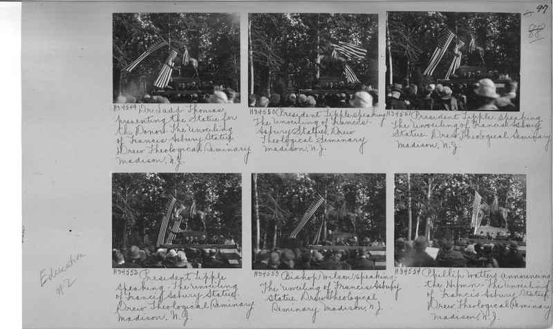 Mission Photograph Album - Education #2 page 0097