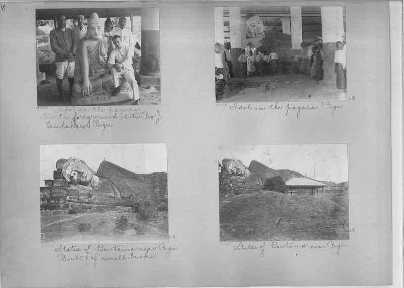 Mission Photograph Album - India #03 page_0018