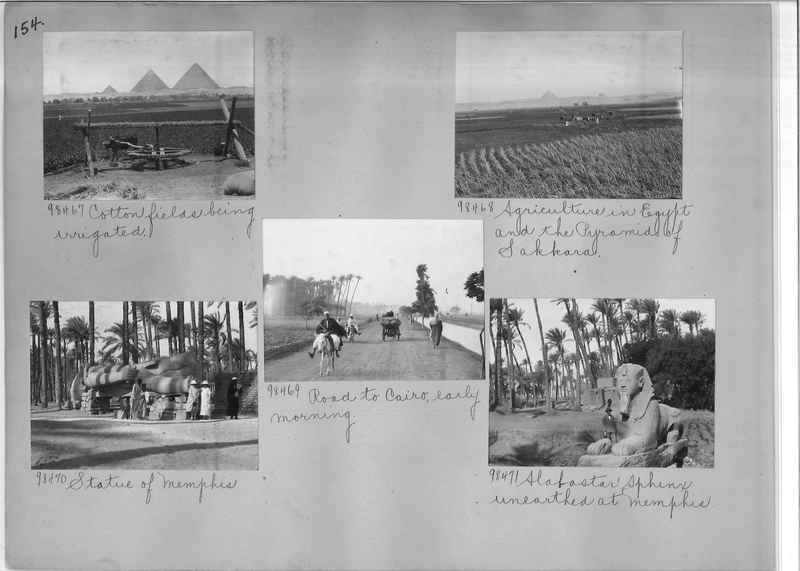 Mission Photograph Album - Western Asia - #01 page_0154