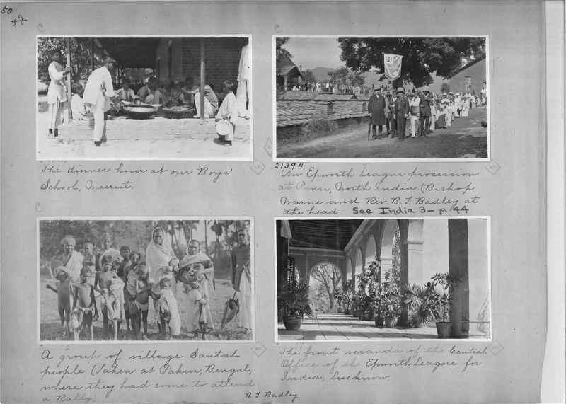 Mission Photograph Album - India - O.P. #01 Page 0050