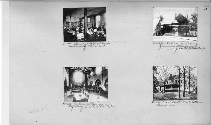 Mission Photograph Album - Cities #5 page 0063
