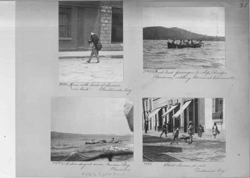 Mission Photograph Album - Panama #03 page 0031