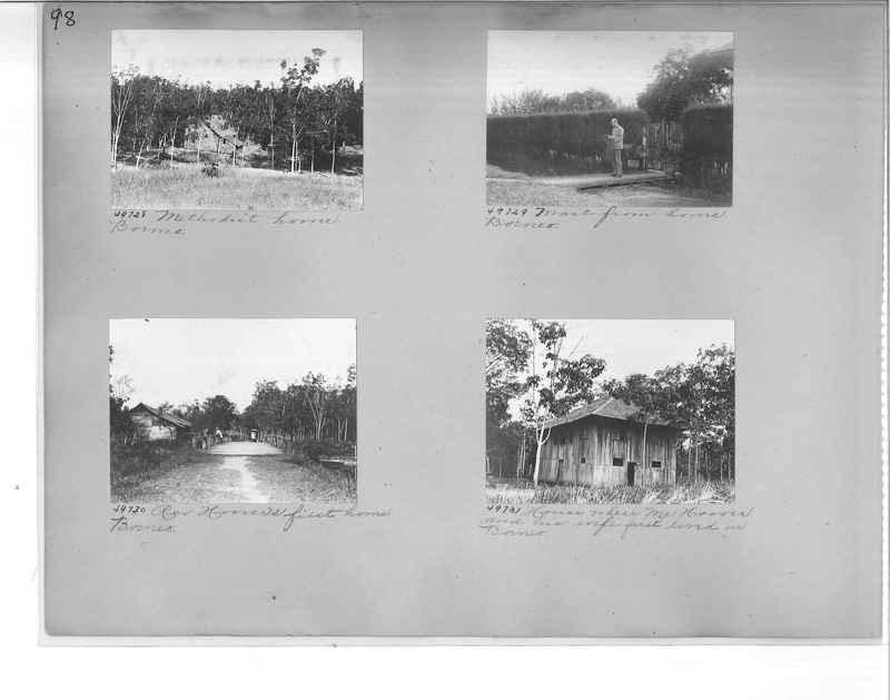 Mission Photograph Album - Malaysia #5 page 0098