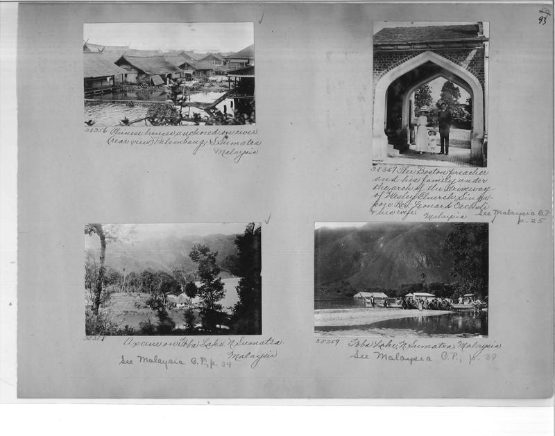 Mission Photograph Album - Malaysia #2 page 0093
