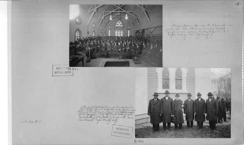 Mission Photograph Album - Cities #1 page 0015