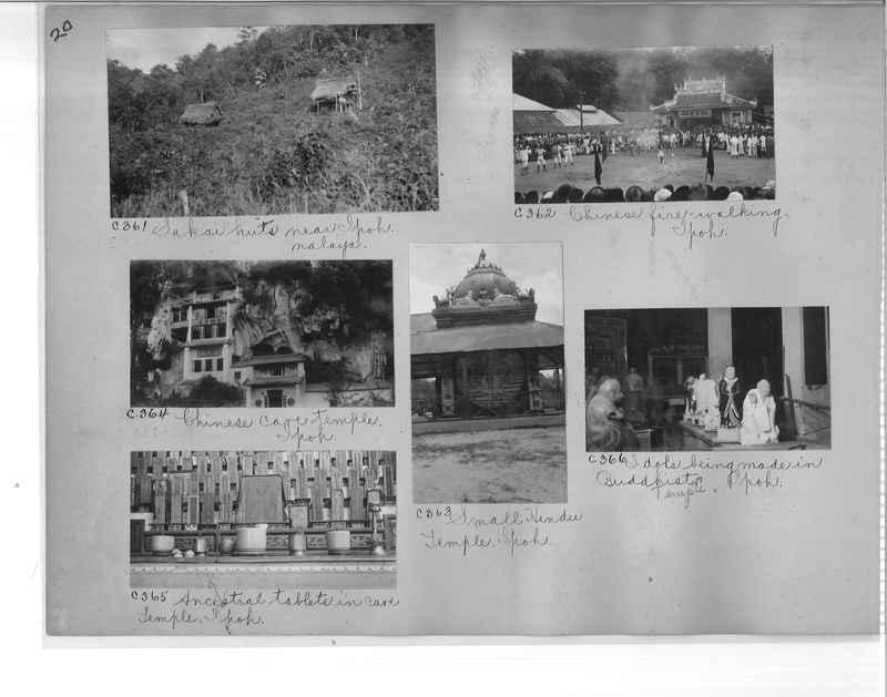 Mission Photograph Album - Malaysia #7 page 0020