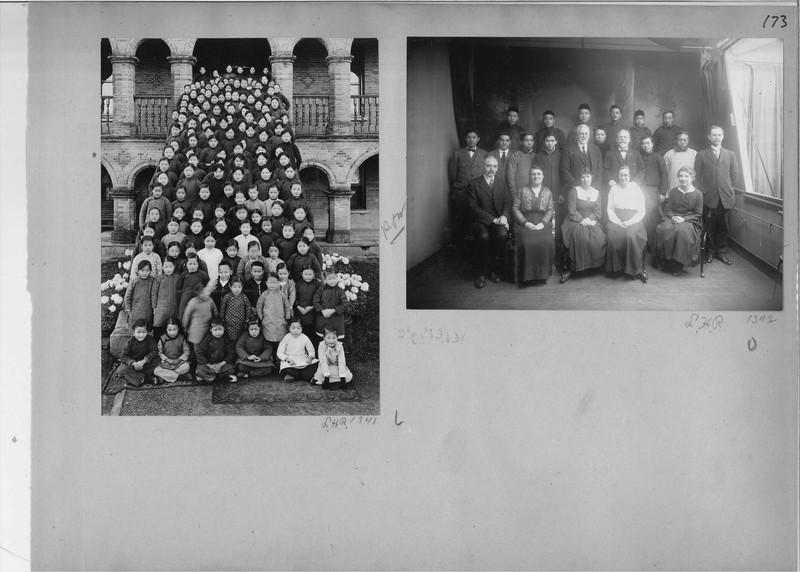 Mission Photograph Album - China #19 page 0173