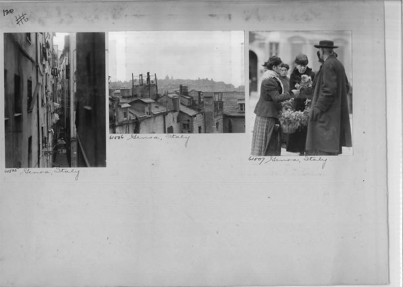 Mission Photograph Album - Europe #04 Page 0120