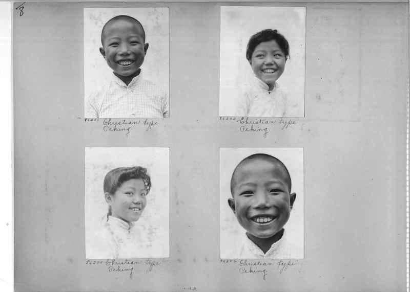 Mission Photograph Album - China #13 page 0008