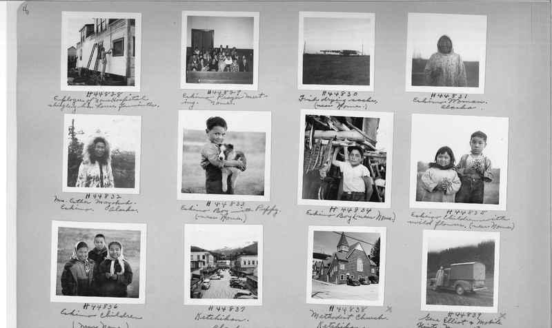 Mission Photograph Album - Alaska #2 page 0008