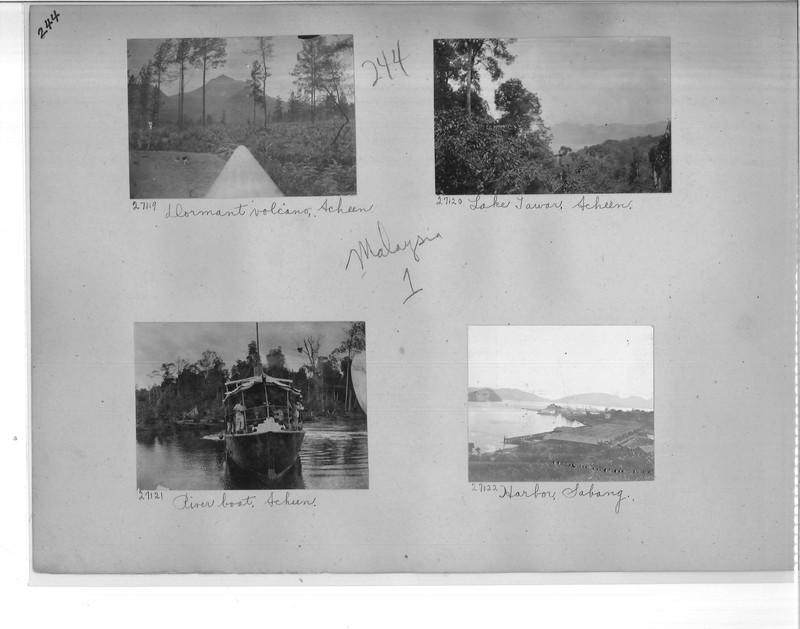 Mission Photograph Album - Malaysia #1 page 0244