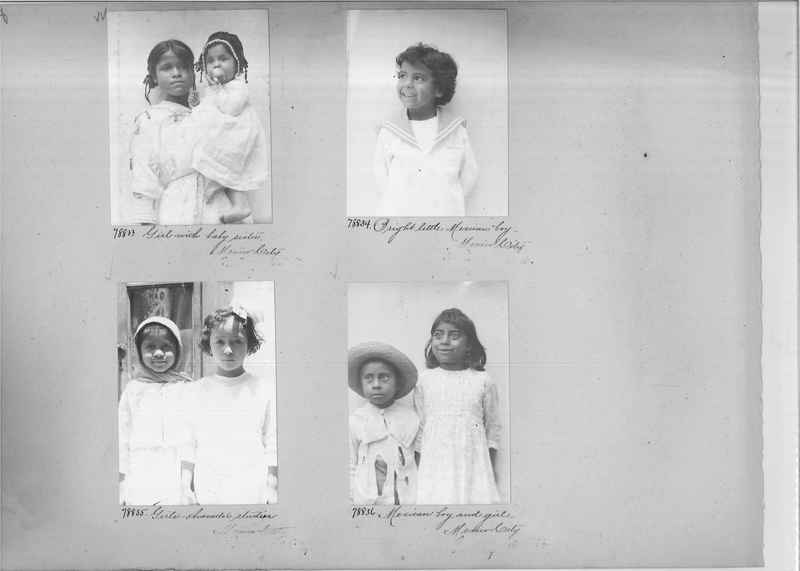 Mission Photograph Album - Mexico #06 page 0008