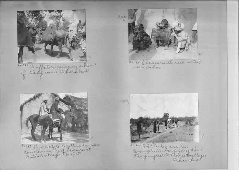 Mission Photograph Album - India #03 page_0150