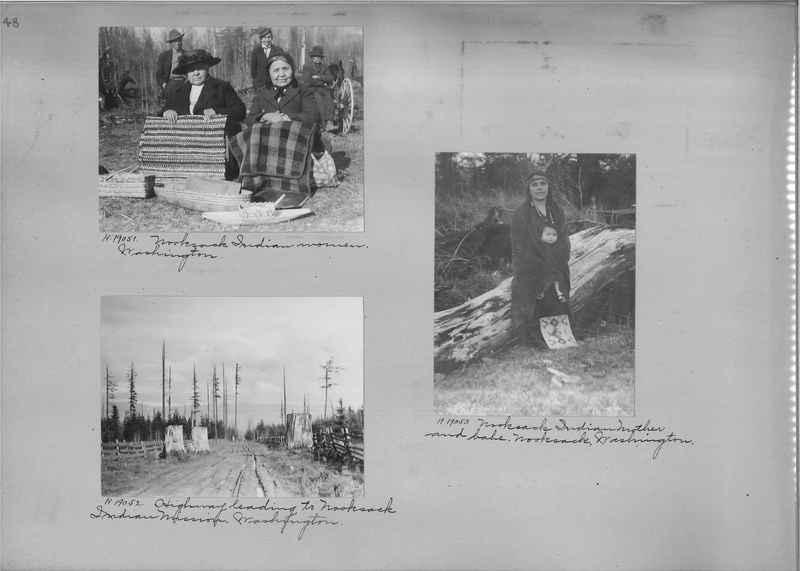 Mission Photograph Album - Indians #2 page_0048
