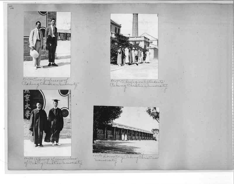 Mission Photograph Album - China #10 pg. 0126