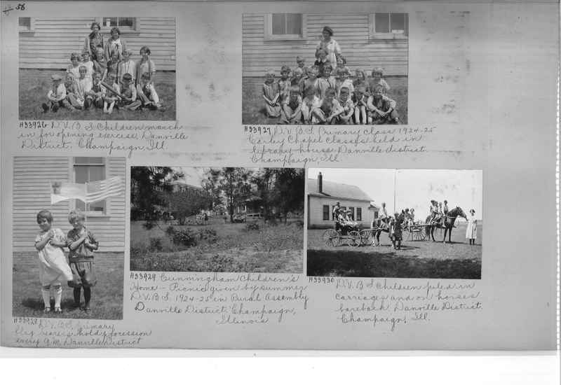 Mission Photograph Album - Religious Education #1 page 0056