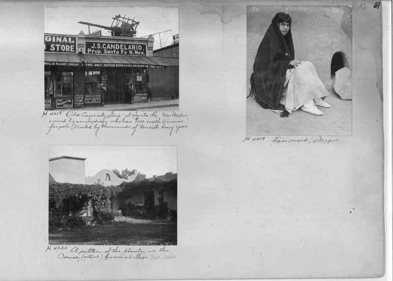 Mission Photograph Albums - Indians #1 page 0069