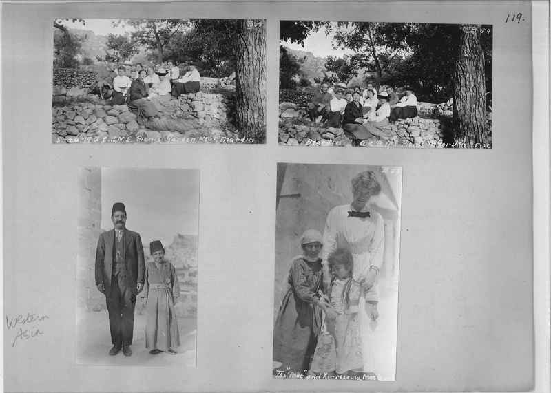 Mission Photograph Album - Western Asia - O.P. - #01 page_0119