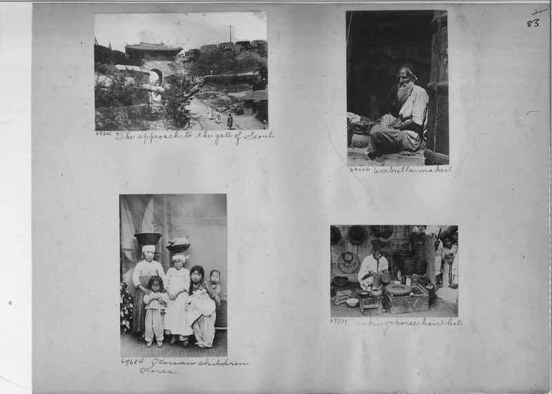 Mission Photograph Album - Korea #5 page 0083