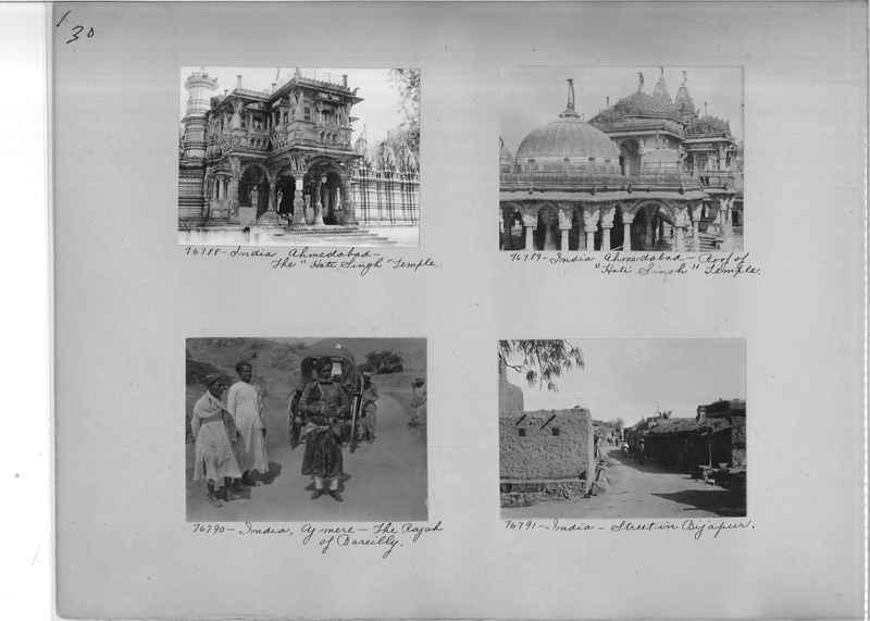 Mission Photograph Album - India #09 Page 0030