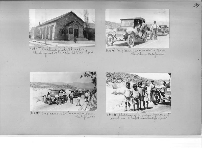 Mission Photograph Album - Latin America #2 page 0039