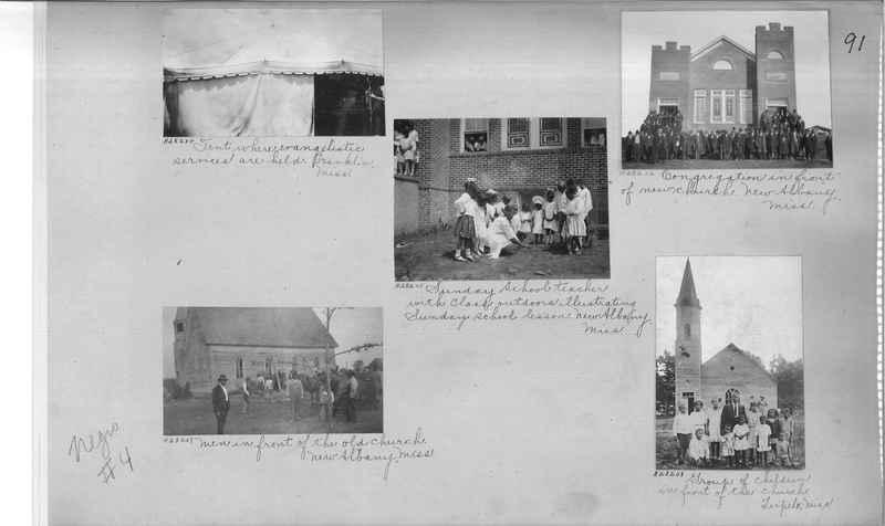 Mission Photograph Album - Negro #4 page 0091