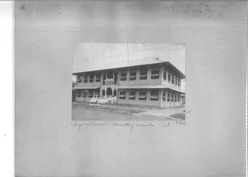 Mission Photograph Album - Philippines OP #01 page 0016