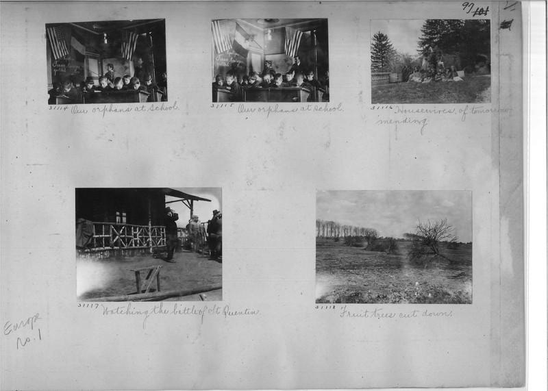 Mission Photograph Album - Europe #01 Page 0097