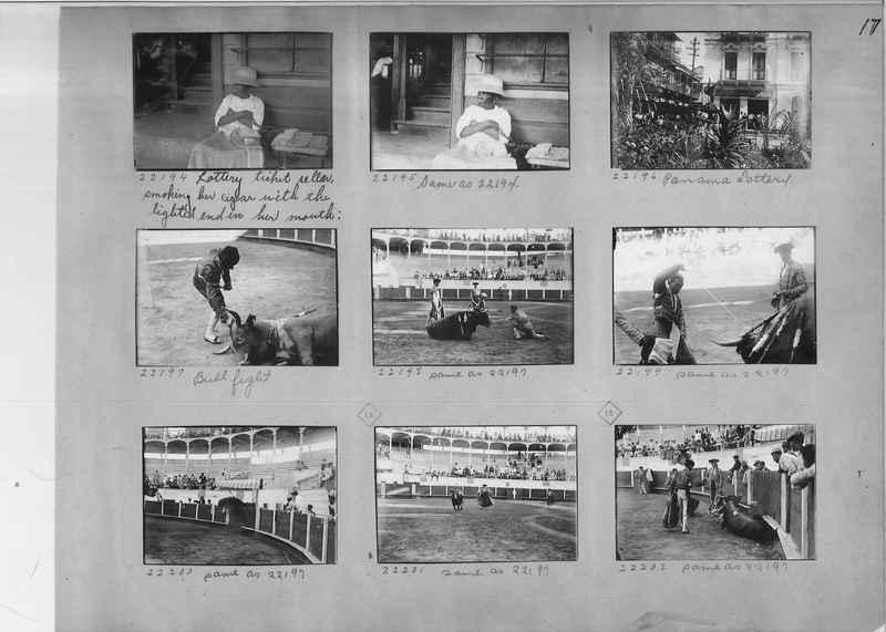 Mission Photograph Album - Panama #02 page 0017