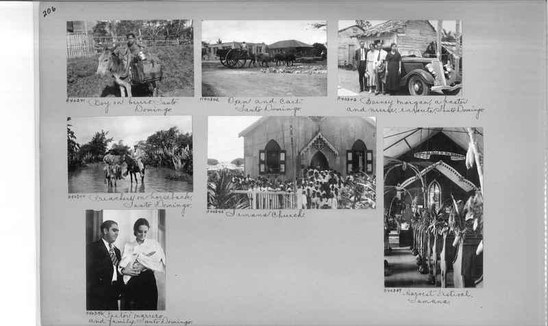 Mission Photograph Album - Puerto Rico #3 page 0206