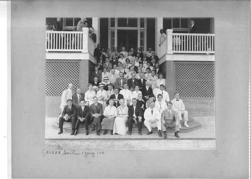 Mission Photograph Album - Panama OP #01 0088