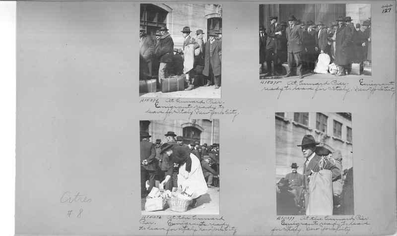 Mission Photograph Album - Cities #8 page 0127