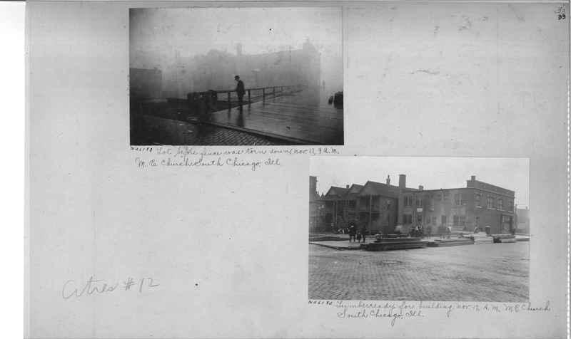 Mission Photograph Album - Cities #12 page 0033