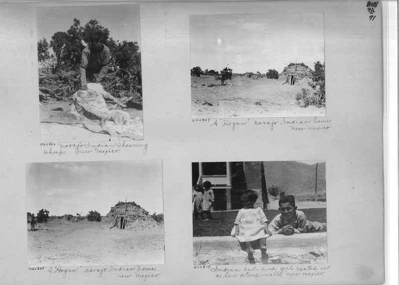 Mission Photograph Album - Indians #2 page_0091