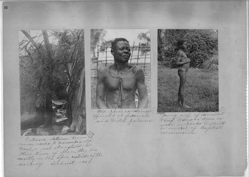 Mission Photograph Album - Africa - Madeira O.P. #2 page 0010