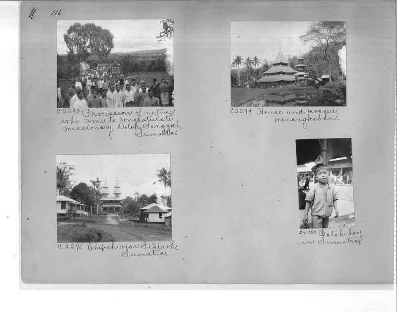 Mission Photograph Album - Malaysia #7 page 0116