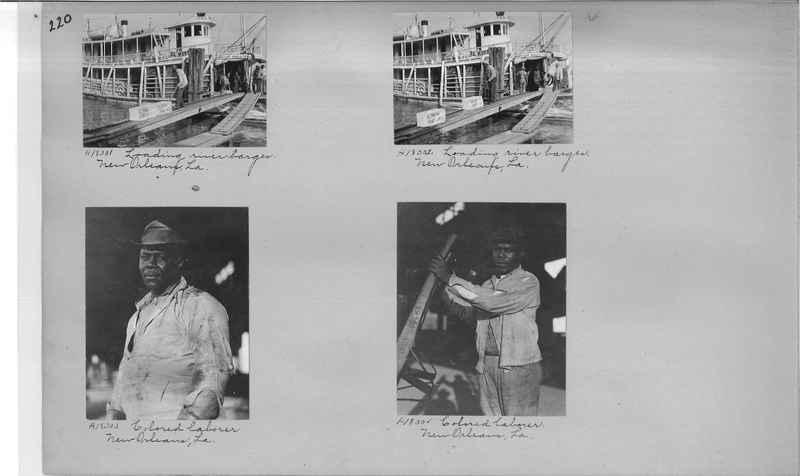 Mission Photograph Album - Negro #2 page 0220