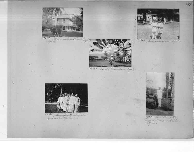 Mission Photograph Album - Malaysia #4 page 0189