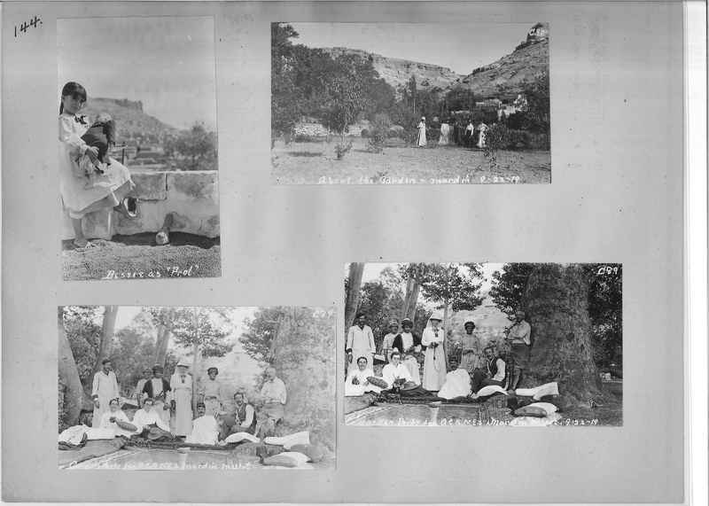 Mission Photograph Album - Western Asia - O.P. - #01 page_0144