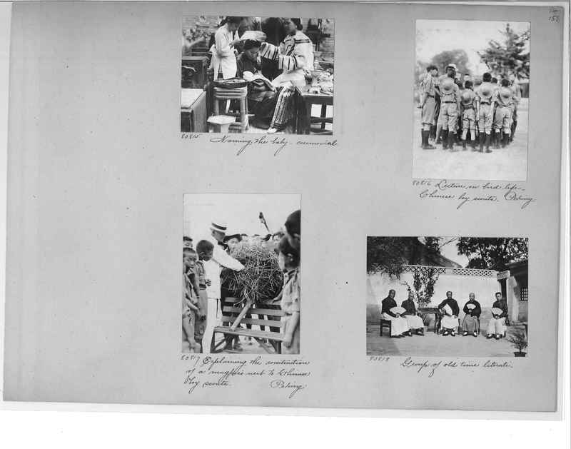 Mission Photograph Album - China #10 pg. 0151