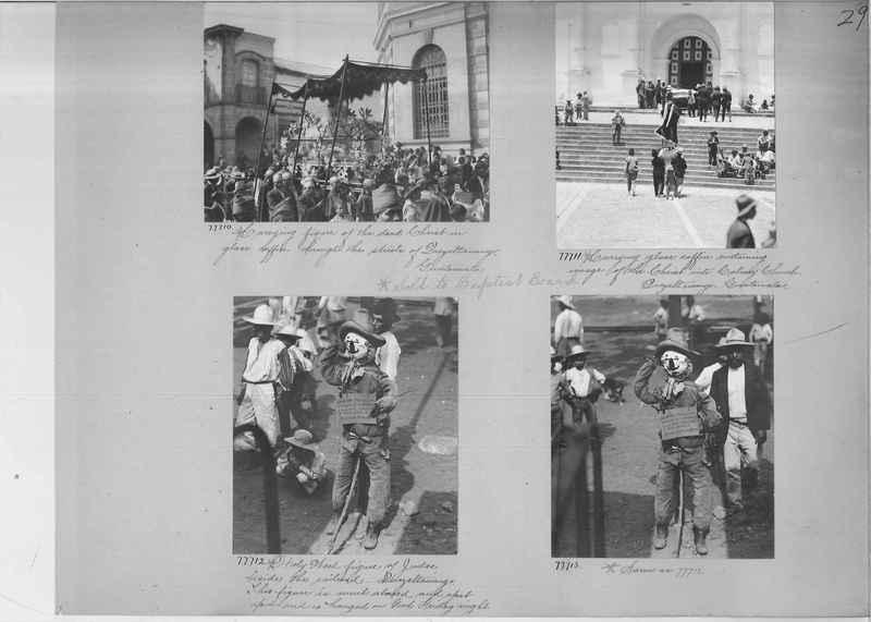 Mission Photograph Album - Panama #04 page 0029
