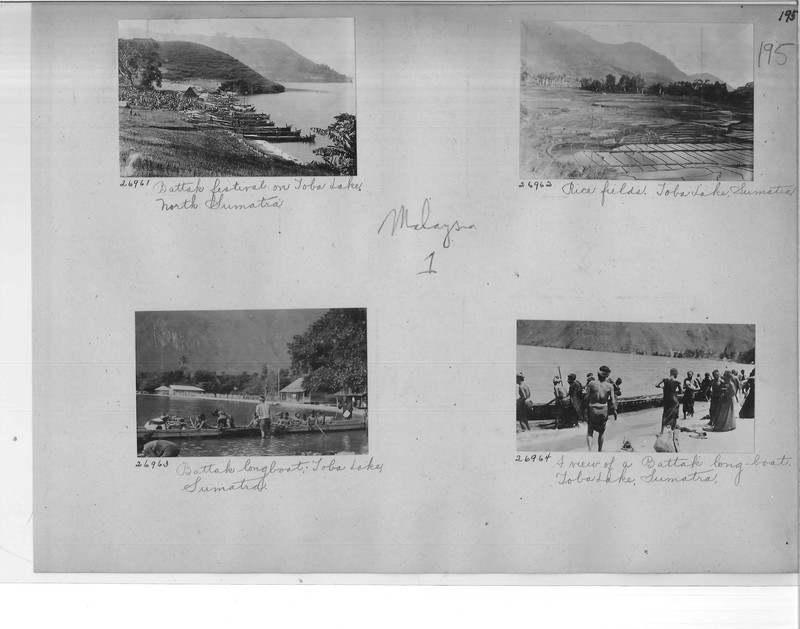 Mission Photograph Album - Malaysia #1 page 0195