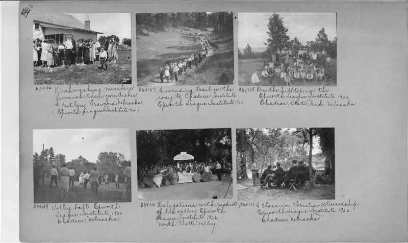 Mission Photograph Album - Cities #15 page 0134